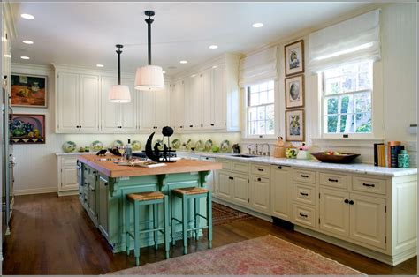 turquoise kitchen island distressed turquoise kitchen cabinets roselawnlutheran