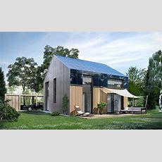 Tiny Houses Singlehaus Für Zwei  Kleines Fertighaus Für