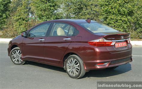 Review Honda City by 2017 Honda City Zx Facelift Features Specification Review