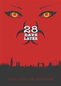 28 Days later poster created by KPL IT Solutions ...