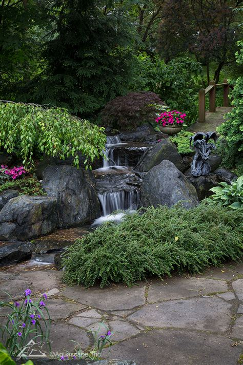 Aquascape Water Features by Pondless Waterfall Diy Pondless Waterfalls Aquascape