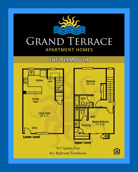 Two Bedroom Apartment for Rent in Long Beach, CA   Grand Terrace Apartment Homes