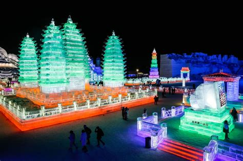 Harbin And Snow Festival Picture by Harbin And Snow Festival 2019 In Amazing Pictures