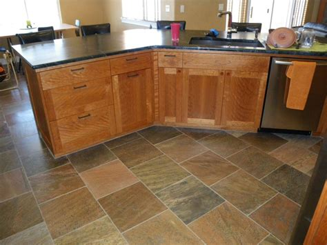 tile flooring cabinets indian copper honed slate the natural slate companythe natural slate company