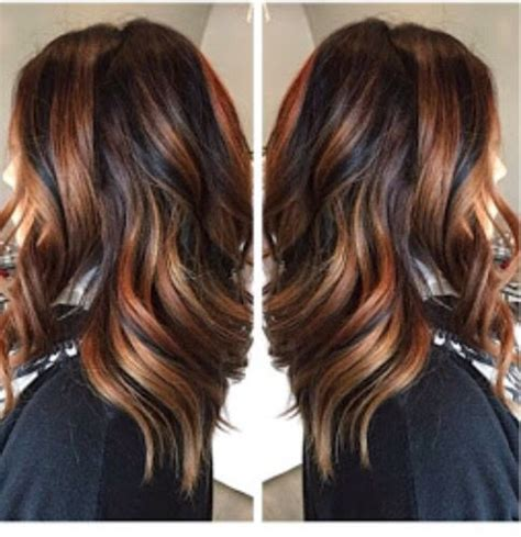 Different Hair Colors by 17 Best Ideas About Different Hair Colors On