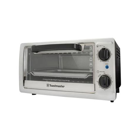 Toastmaster Toaster Oven by Toastmaster 4 Slice Stainless Steel Toaster Oven 1694