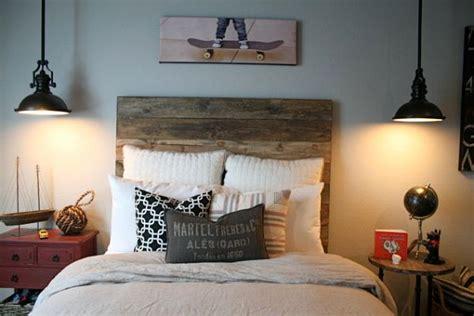 beautiful wooden headboards   warm  inviting bedroom decor