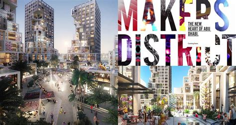 Seen those billboards for the Makers District? This is ...