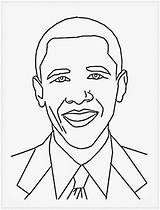 Coloring Presidents Pages President Sheets Realistic Titan Posted sketch template