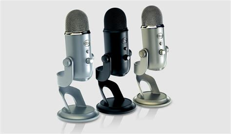 Blue Yeti Stand Mount by Blue Microphones Yeti All In One Professional