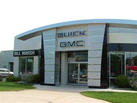 gm revamps buick gmc dealers adds courtesy