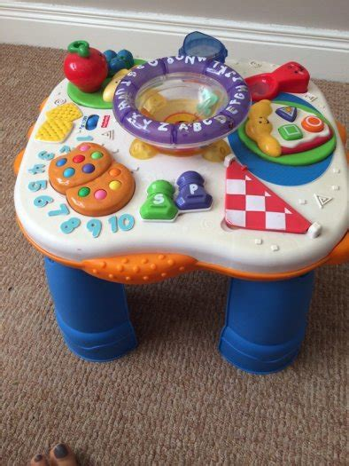 fisher price drawing desk fisher price table for sale in longford town longford from ku