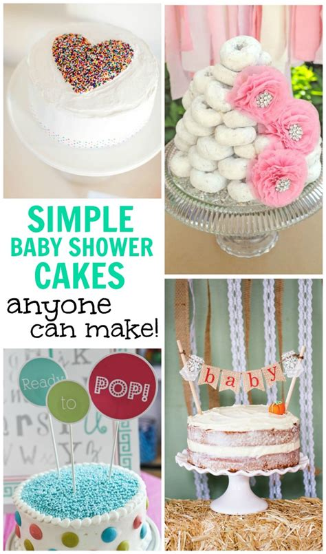 easy to make baby shower cakes living room decorating ideas baby shower cakes easy to make