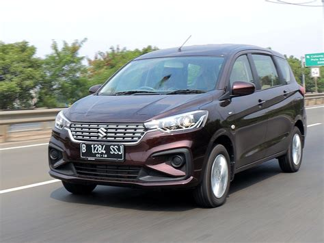 Review Suzuki Ertiga by Reviews Of The 2018 Suzuki Ertiga Are In