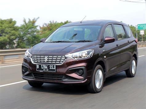 Test Drive Allnew Suzuki Ertiga 2018, Performa Dan