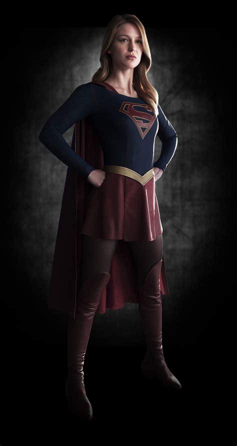 supergirl posters promotional stills melissa benoist