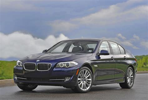 2013 Bmw 5series Gas Mileage  The Car Connection