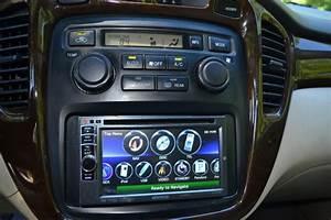2003 Toyota Highlander - Interior Pictures