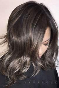 Couleur Cheveux Tendance : couleur cheveux tendance 2018 cheveux cabello pelo ~ Nature-et-papiers.com Idées de Décoration