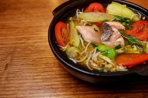 cuisine cambodgienne soupe cambodgienne samla m chou yuon recettes de cuisine