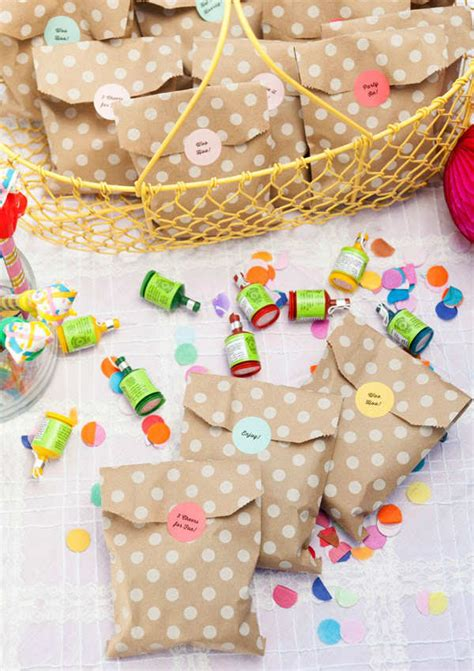 10 1st birthday party ideas for tinyme 10 kids party favour ideas tinyme