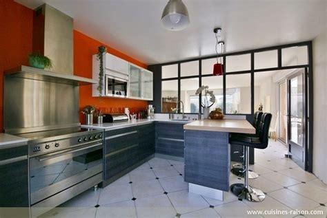 cuisine en verriere une cuisine avec verrière l 39 atout charme d 39 une cuisine