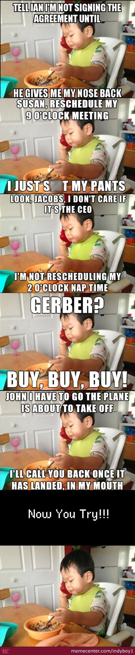 Business Baby Meme Pics For Gt Business Baby Meme