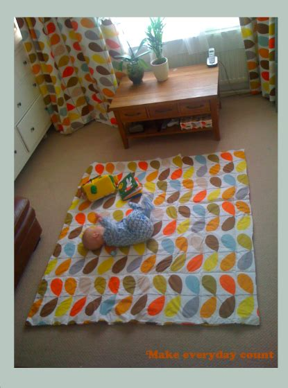 orla kiely doormat make every day count orla kiely baby play mat