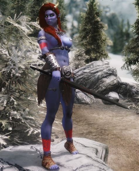 this beautiful dremora lady is looking for request and find skyrim non adult mods loverslab