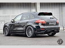 Hamann widebody Porsche Cayenne Tuning 9 tuningblogeu