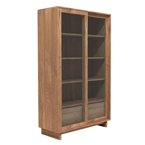 vitrine verre et bois vitrine bois et verre myqto
