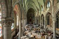 Beautiful Abandoned Churches