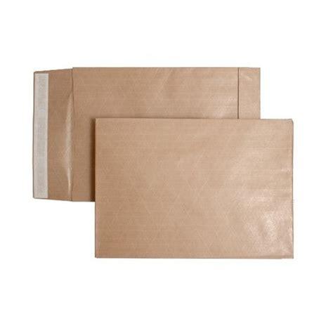 faltentasche ohne fenster fadenverst 228 rkt b4 250x353x40mm mit haftklebung 140g braun braun pack