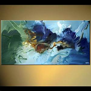 Painting - beautiful abstract painting imagination soft