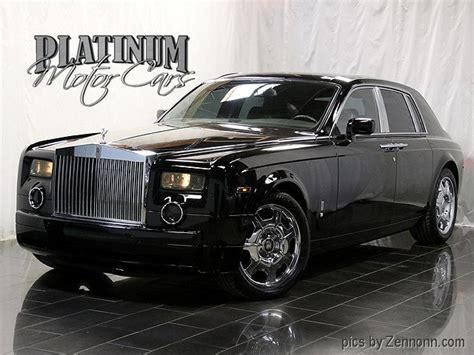 rolls royce phantom dr sedan  platinum motor