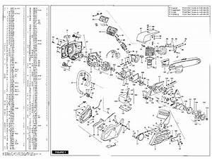 Mcculloch Promac 40 60 Partner P461 Chainsaw Parts List