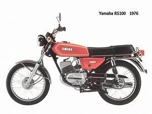 Yamaha Yamaha Rs 100