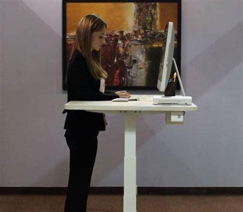 autonomous sit stand desk autonomous desk smart sit stand desk fitness gizmos