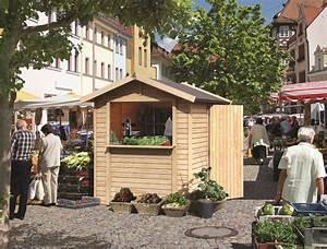Duschwanne Kleinste Größe : verkaufsstand karibu marktstand holzbude ebay ~ Eleganceandgraceweddings.com Haus und Dekorationen