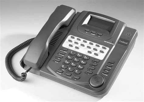 nsq412 landmark 4 line phone system