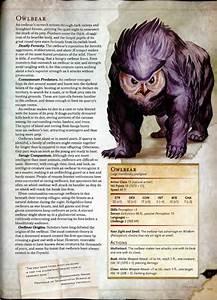 D U0026d 5e Monster Manual