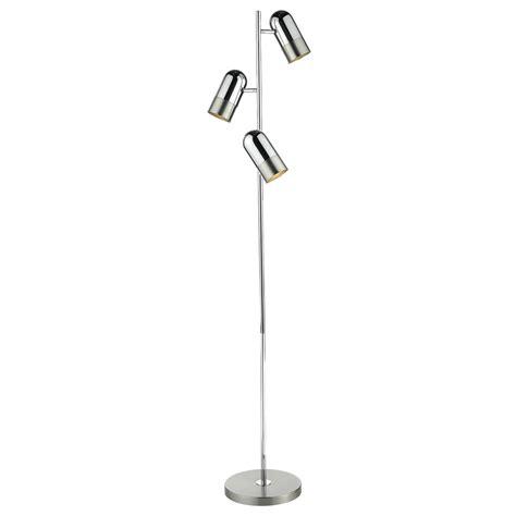 cb2 tripel floor l pipe triple globe floor l chic chandeliers lights and