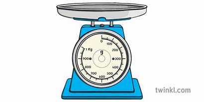 Weighing Scales Measuring Virtual Tools Ks1 1kg