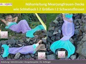 Meerjungfrauen Schwanzflossen Für Kinder : meerjungfrauen decke schlafsack meerjungfrau n hen ~ Watch28wear.com Haus und Dekorationen