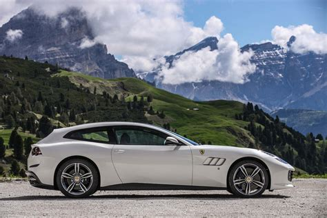 2017 Ferrari GTC4Lusso First Drive Review - Motor Trend
