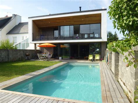 idee deco terrasse avec piscine maillerayefr jardin