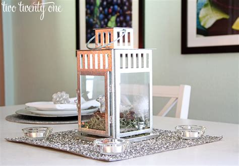 simple kitchen table centerpiece ideas simple table setting two twenty one