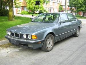 1989 BMW 750i E32 related infomation,specifications