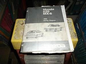 1990 Mazda 626 Mx