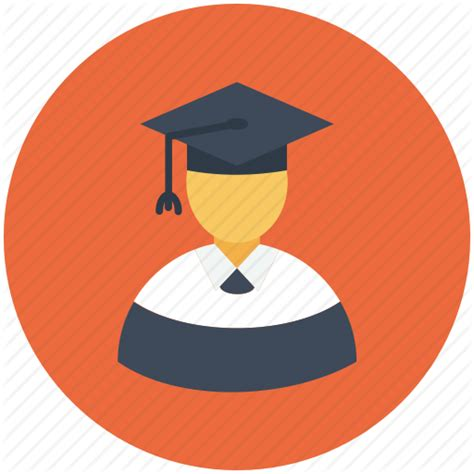 15238 student icon png iconfinder education flat icon by icon studio